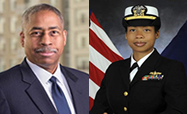 NNOA – Bridging Generations – CAPT Tom Abernethy, USN (Ret.) and LT Alana Abernethy, USN – Two Chapter Presidents representing two distinct generations