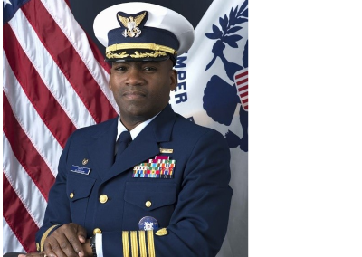 Over 20 Years with NNOA and Still Climbing! Captain Robert Smith, USCG