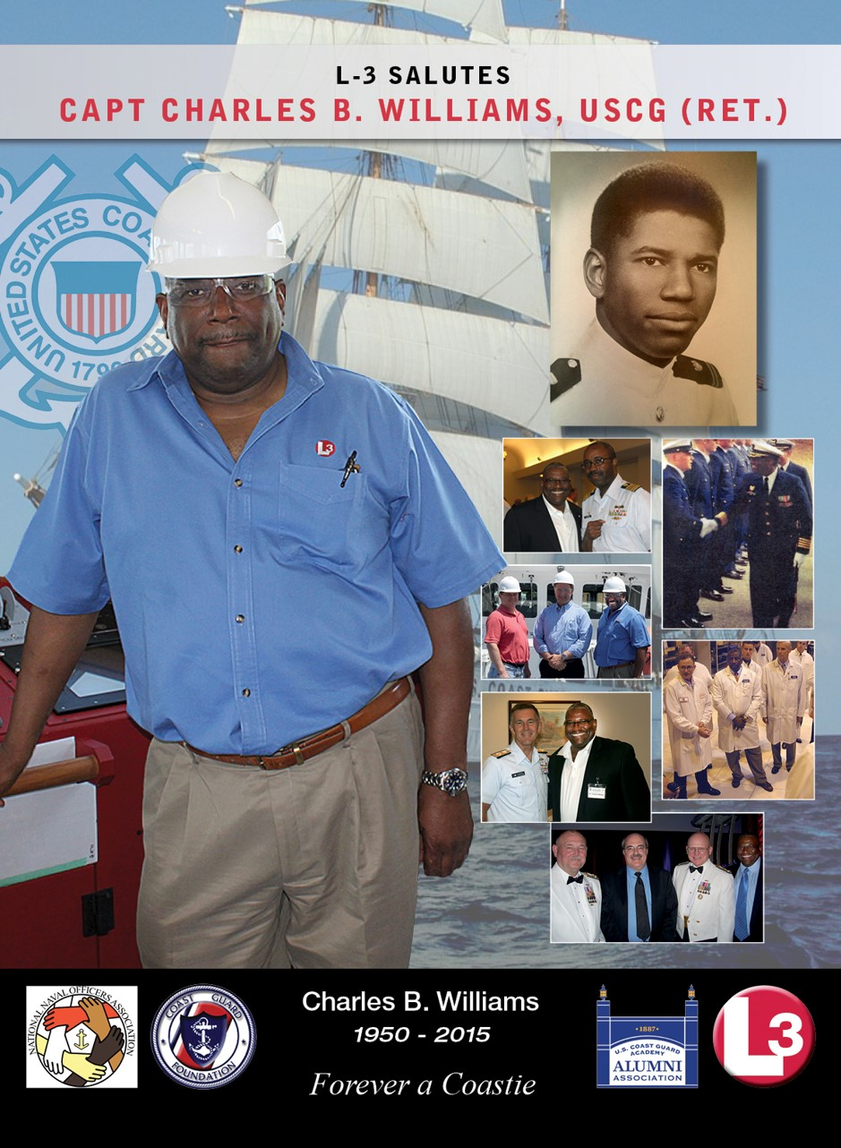 CAPT Charles Williams, USCG (Ret.) – 2015
