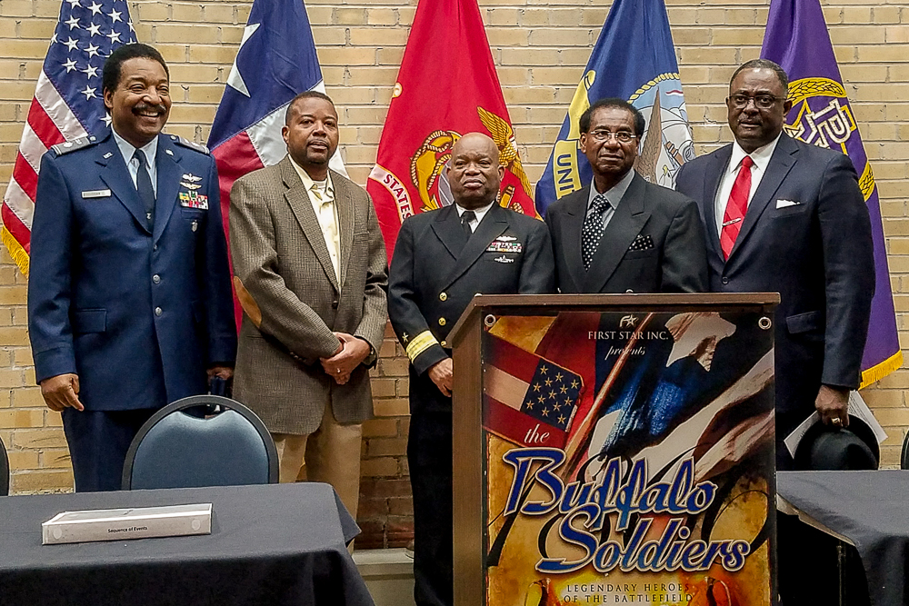 NNOA Supports Historic Prairie View A&M NROTC's 50th Anniversary