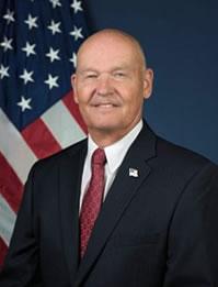 "Rear Admiral Mark H. ""Buz"" Buzby, USN, Ret."