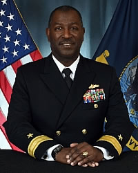 Rear Admiral Stephen C. Evans, USN