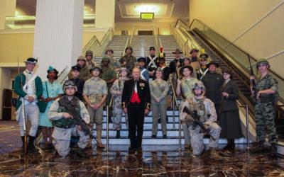 Happy Birthday, USMC!