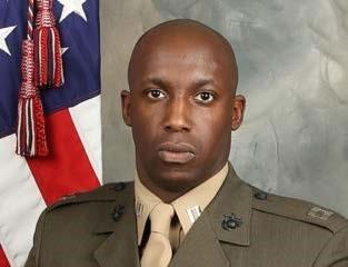 JO IN THE SPOTLIGHT- Captain Damali M. Brimm, USMC