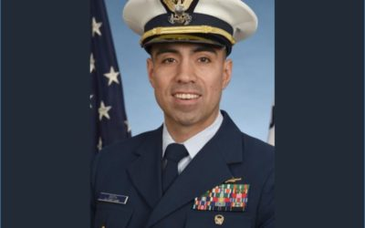 JO IN THE SPOTLIGHT – Lieutenant Commander David A. Smith, USCG