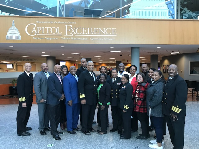 DCNNOA Conducts Annual Visit to Washington DC Veterans Hospital