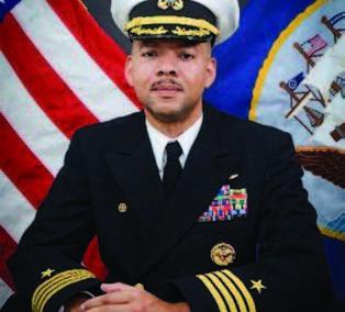 Spotlight on Leadership – Captain Dewon Chaney