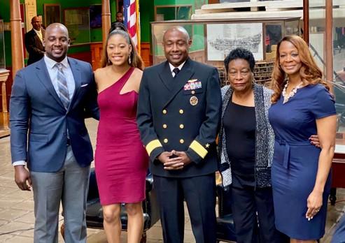 Congratulations – Promotion of Rear Admiral Stephen Barnett