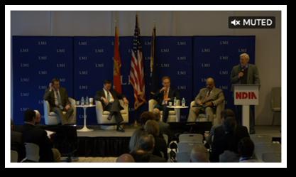 Secretary of the Navy Breakfast Panel Video