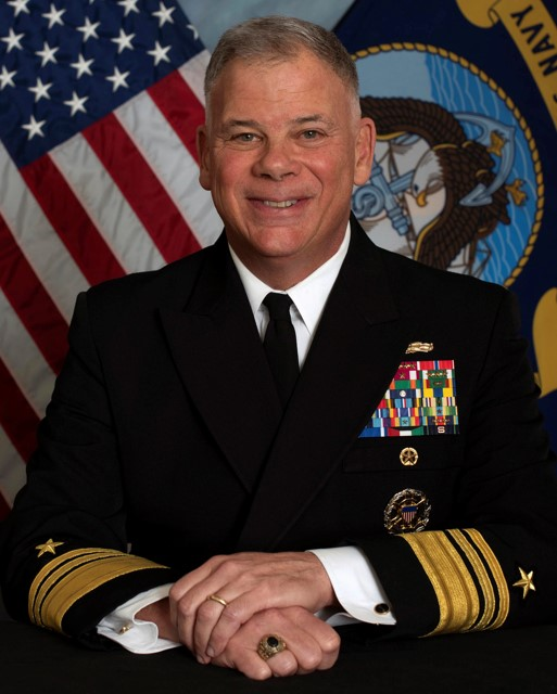 Vice Admiral John Nowell Jr.
