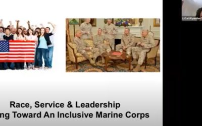 Quantico Chapter PME – Leadership & Race by Col Chris Shaw