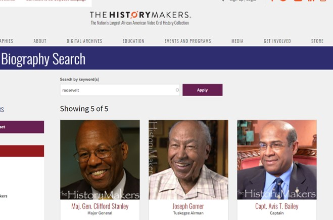 The HistoryMakers 20@2020: 20 Days and 20 Nights
