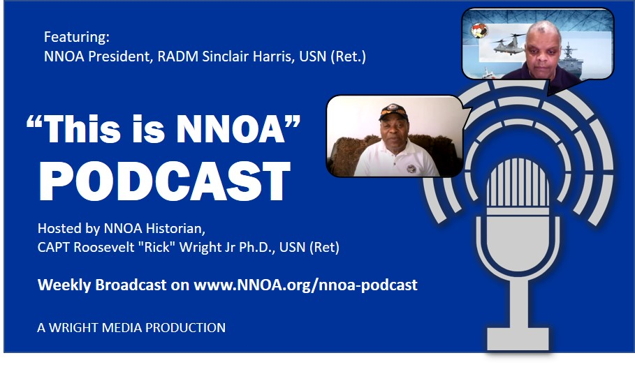 Podcast Episode 1: RADM Sinclair Harris, USN (Ret.)