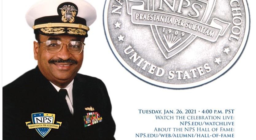 Virtual Hall of Fame Induction – Vice Admiral Edward Moore, Jr., USN (RET.)