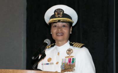 Year of the Captains & Colonels: CAPT Pamela Theorgood, USN
