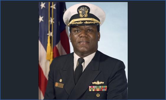 Farewell Captain Lee T. Womack, Sr., USN (Ret.)