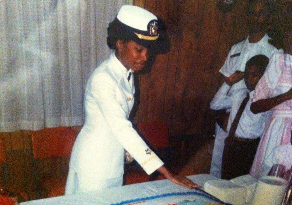Farewell LT Arlene MaGee, USN (Retired)