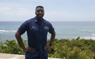 Year of the Captains & Colonels: CAPT Ulysses S. Mullins, USCG