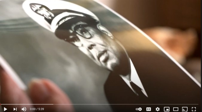"""""""I Have a Story"""" Remembering Admiral Gravely – Greg McQuade / WTVR-TV (6/25/21)"""