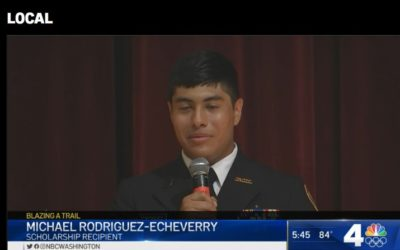 Students Rewarded With Navy Scholarships