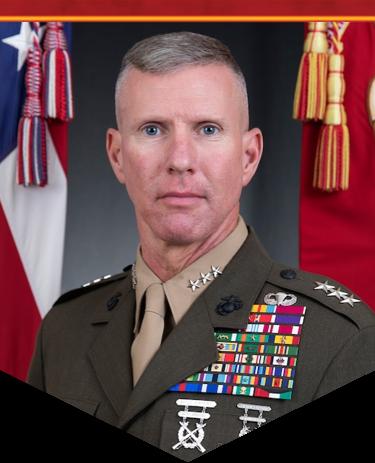Lieutenant General Eric M. Smith