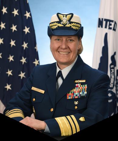 Admiral Linda L. Fagan