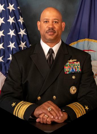 Vice Admiral John Fuller