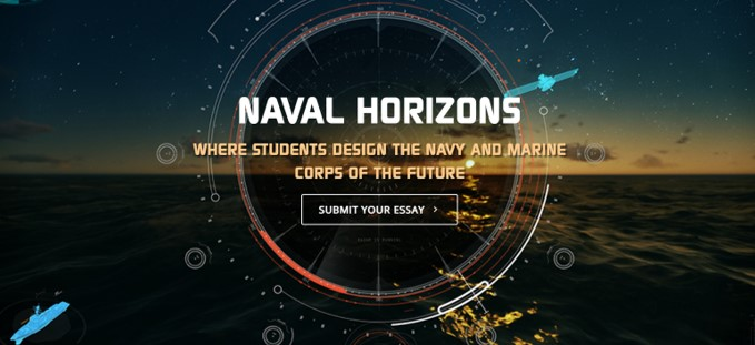 Naval Horizons Essay Contest