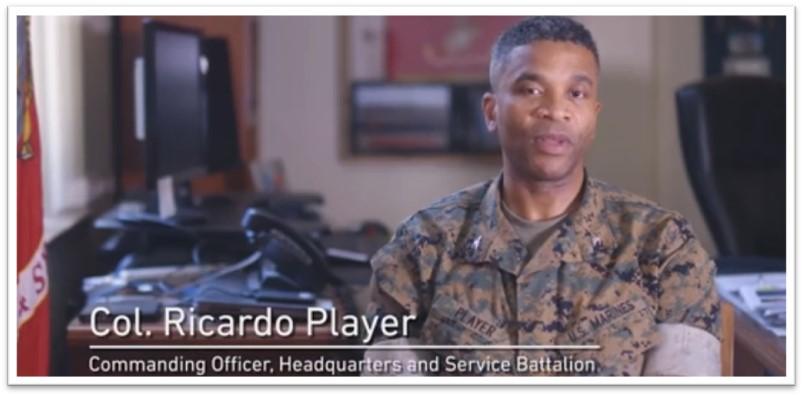 Member Spotlight: Col. Ricardo Player