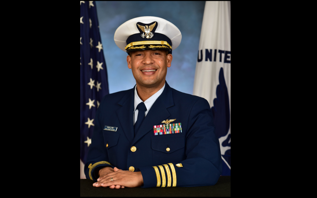 Year of the Captains & Colonels: Captain Lawrence Gaillard, USCG