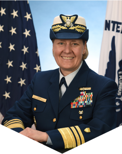 Admiral Linda L. Fagan, USCG