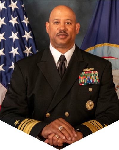 Vice Admiral John Fuller, USN