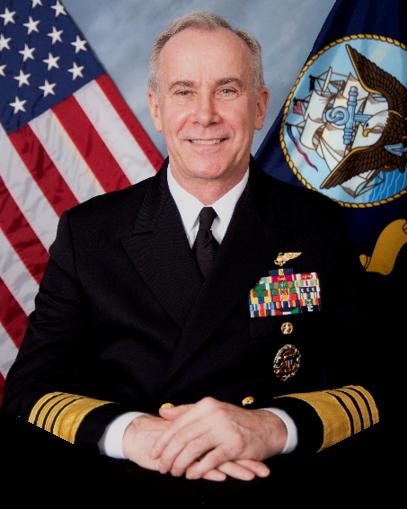 Admiral William Lescher, USN